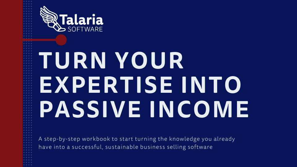 Turn Your Expertise Into Passive           Income